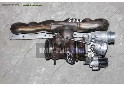 Турбина BMW X5 X6 11657636423