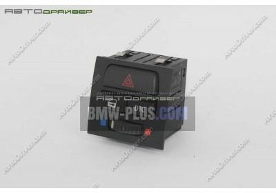 Выключатель ЦЗ/ав.свет.сигнализации/DTC BMW 61319132421
