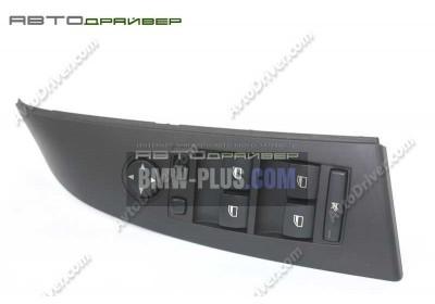 Выключатель стеклоподъемника водительский BMW 5' E60 61316951909