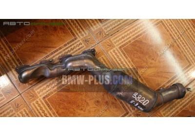 Выпускной коллектор с катализатором 5-8 цил-р Л BMW X5 18407568014