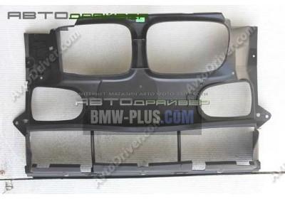 Воздуховод передниий BMW 5' E39 51718159959