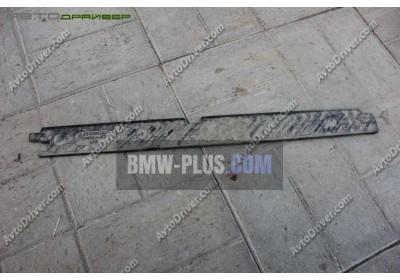 Вставка швеллера порога правая BMW 51777345096