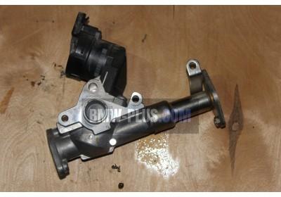 Клапан возврата отработавших газов BMW N43B16A N43B20A E81 E82 E87 E88 E90 E91 E92 E93 E60 E61 11717563241