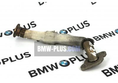 Трубопровод системы рециркуляции ОГ BMW 5 E60 E61 520i N43 11717563244
